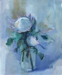 protea by louis van heerden
