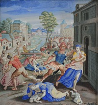 le massacre des innocents by french school (17)