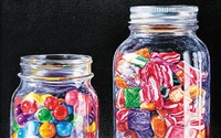 gumballs and hard candy by robert lemay