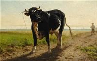 the bull by jan vrolijk