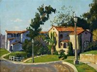 street motif - pasadena, calif by ferdinand kaufmann