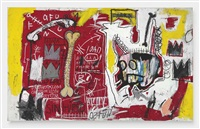 do not revenge by jean-michel basquiat