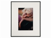 marilyn monroe, signed, usa by willy rizzo