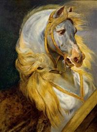 le cheval de murat by jean baptiste louis (baron gros) gros