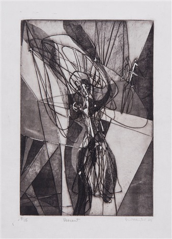 descente by stanley william hayter