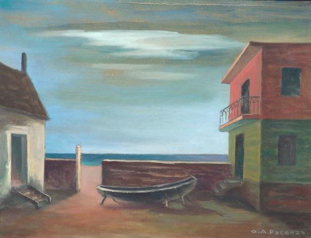 paisaje boquense by onofrio pacenza