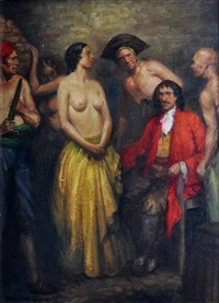 pirate's pleasure by raymond lindsay