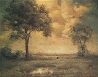 country landscape by june rutledge
