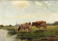 cows by fedor van kregten