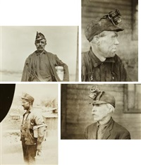 selected images (4 works) by lewis wickes hine