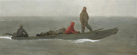 off shore by andrew wyeth
