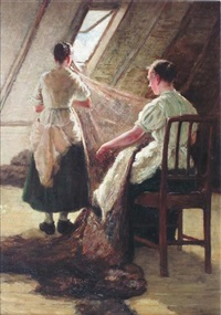 mending the nets by robert noble