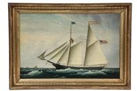 coastal schooner