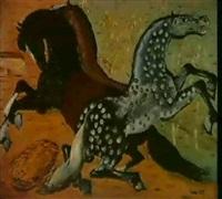 pferde by lev simak