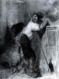le patriote de 1793 by clément-auguste andrieux
