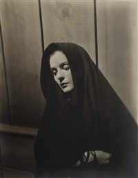 unknown actress by george hoyningen-huene