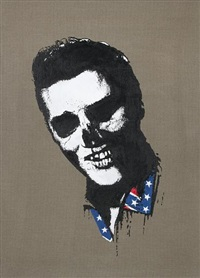 elvis by paul insect