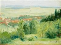 vue de châtenois by albert marquet
