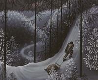 thüringerwald by walter spies
