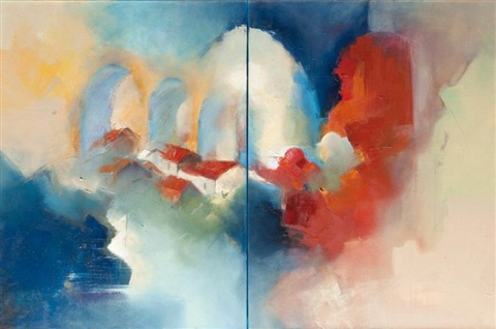 cézanne...ouvre-toi by besmia ben yahia