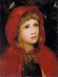 red riding hood by william m. spittle