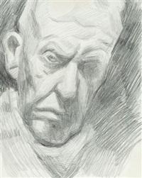 autoportret by stanislaw kamocki