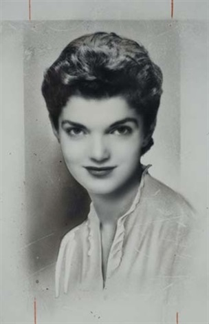 miss jacqueline lee bouvier by hal phyfe