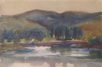landscape by stefanos almaliotis