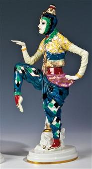 koreanischer tanz by constantin holzer-defanti