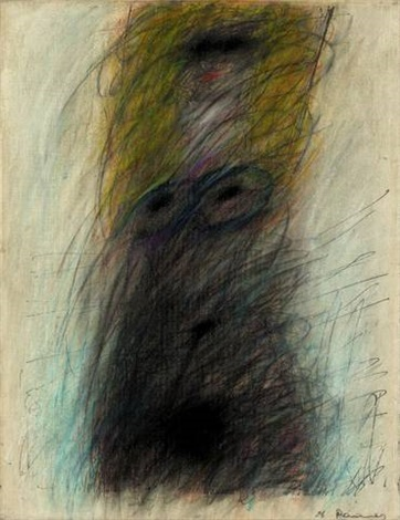 blondes gift by arnulf rainer