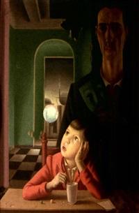 l'enfant et le masque by hans maas