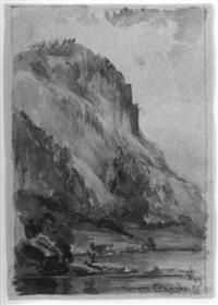 raven crag by edward clarke cabot