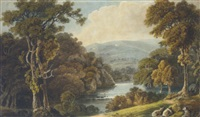 on the dargle, co. wicklow by cecilia margaret campbell