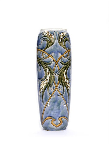 Vase Decorated By Eliza Simmance By Royal Doulton On Artnet
