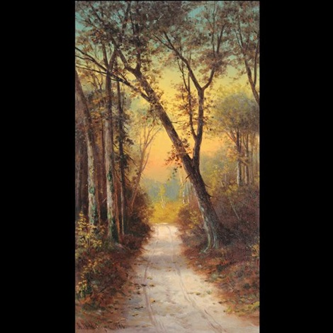 through the woods by astley david middleton cooper