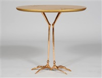 bird leg table by meret oppenheim