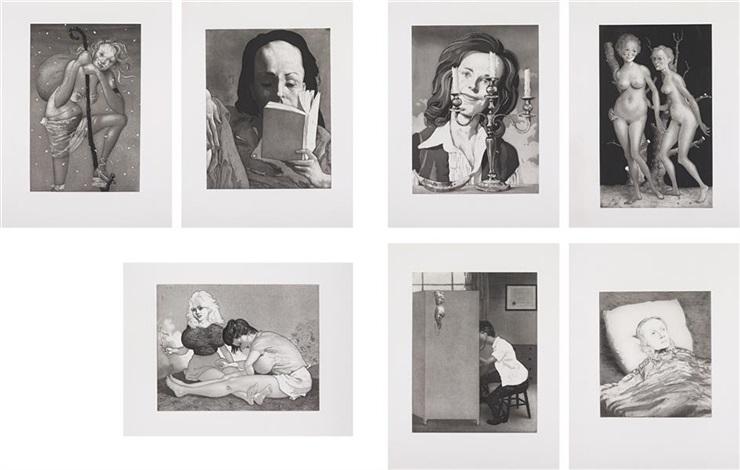 milestones portfolio portfolio of 7 by john currin