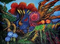丛林植物之一 by liang xin