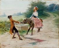 the stubborn mule by felix alarcon