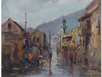 district six street scene by christiaan nice