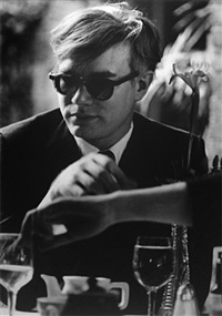 andy at table by dennis hopper