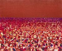 orizontas (+ le trou, 2008; 2 works) by constantin xenakis