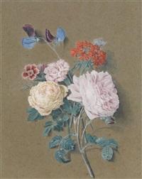 jetée de fleurs by alexis nicolas perignon the elder
