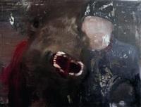 ursa major (the great bear) by oana farcas