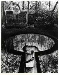 ritual ground by jerry uelsmann