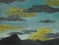 la passion des lumières by rené magritte