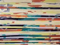 abstract composition by ebru uygun
