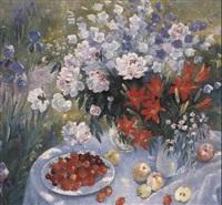les fleurs et les fruits by olga smirnova