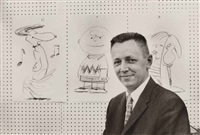 charles m. schulz, on the scene, march (2 works) by mike shea