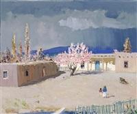 spring - ranchos de taos by frémont ellis
